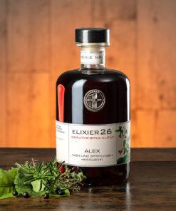 Alex Elixier 26 - Kräuterspezialität