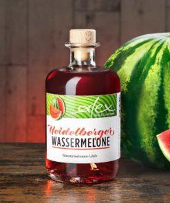 Heidelberger Wassermelone 20% vol aus der Genussmanufaktur ALEX